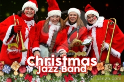 Christmas Jazz Band