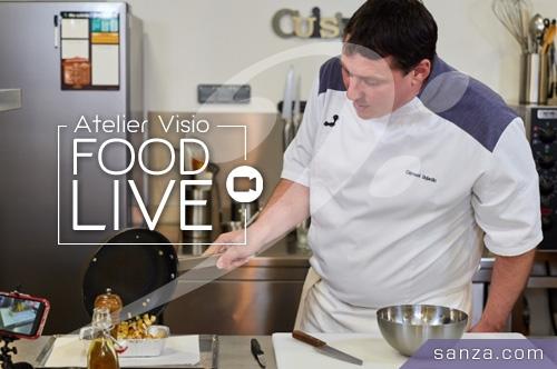 Atelier Visio Food Live