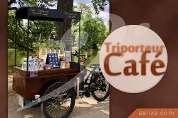 Triporteur Café