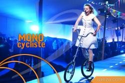Monocycliste