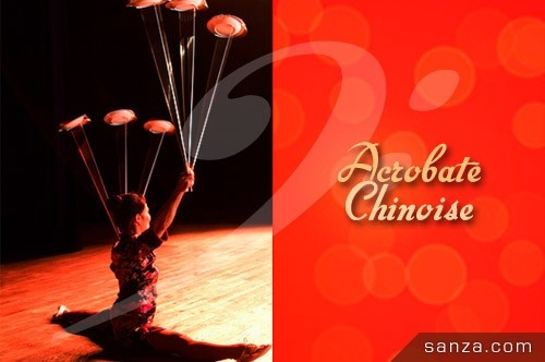 Acrobate Chinoise