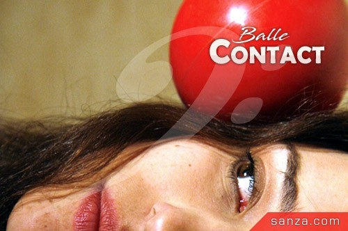 Jongleur Balle Contact