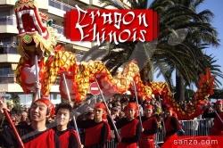 Dragon Chinois de Carnaval
