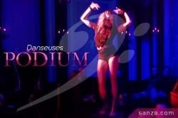 Danseuses Podium