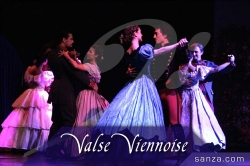 Danseurs de Valse Viennoise