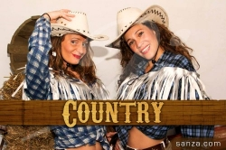 Danseurs de Country