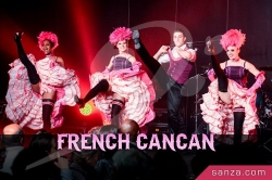 Show French Cancan