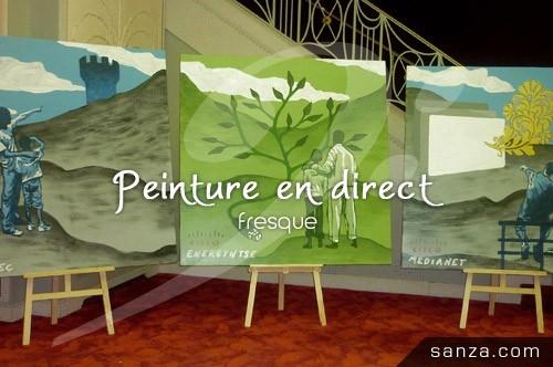 Peinture en Direct