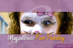 Maquilleuse Face-Painting