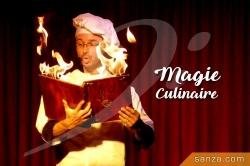 Spectacle de Magie Culinaire
