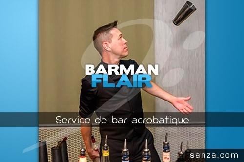 Barman Flair