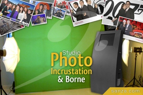 Studio Photo Incrustation & Borne