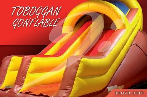 Toboggan Gonflable