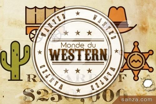 Monde du Western