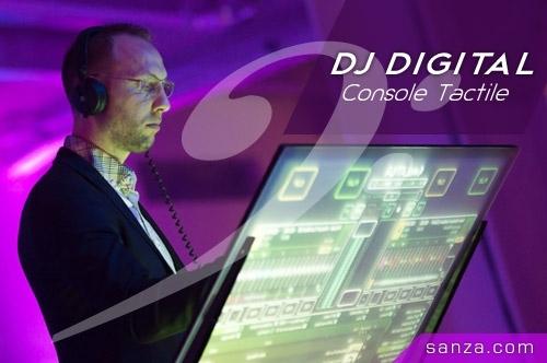 DJ Digital - Console Tactile