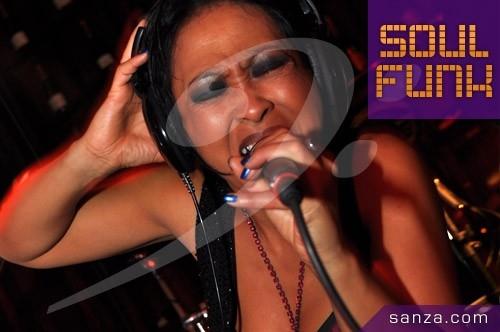 Groupe de Soul Funk