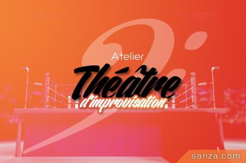 Atelier Théâtre d'Improvisation