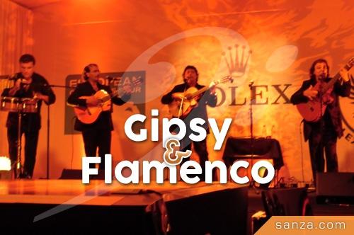 Guitares Gipsy & Flamenco