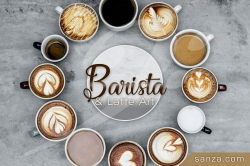 Barista & Latte Art