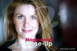 Magicienne Close-Up