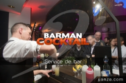 Barman Cocktail