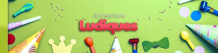 Animations Ludiques - Agence SANZA, Animation Evénementielle