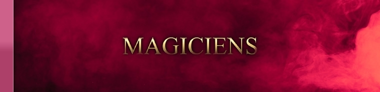 Magiciens et Magiciennes - Agence SANZA, Animation Evénementielle