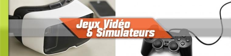 Jeux Vidéo, Bornes, Simulateurs | SANZA Animation Evénementielle