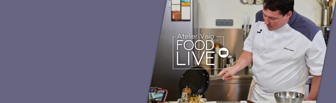 Food Live, l'animation culinaire à voir
